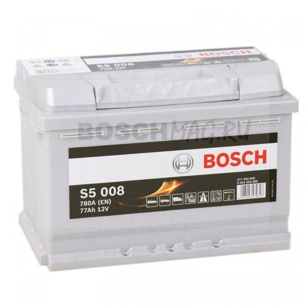 Аккумуляторная батарея BOSH S5 008