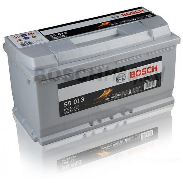 Аккумуляторная батарея BOSH S5 013