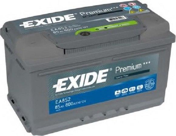 Аккумуляторная батарея EXIDE
