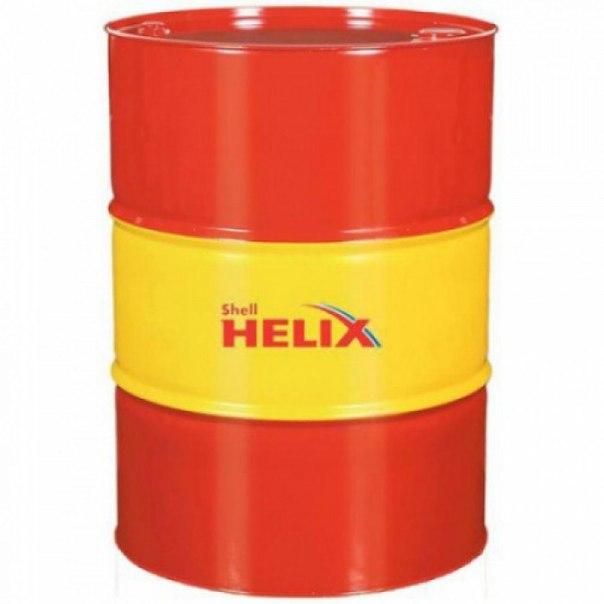 Масло моторное полусинтетическое SHELL 10W40 HELIX HX7