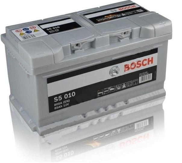 Аккумуляторная батарея BOSH S5 010